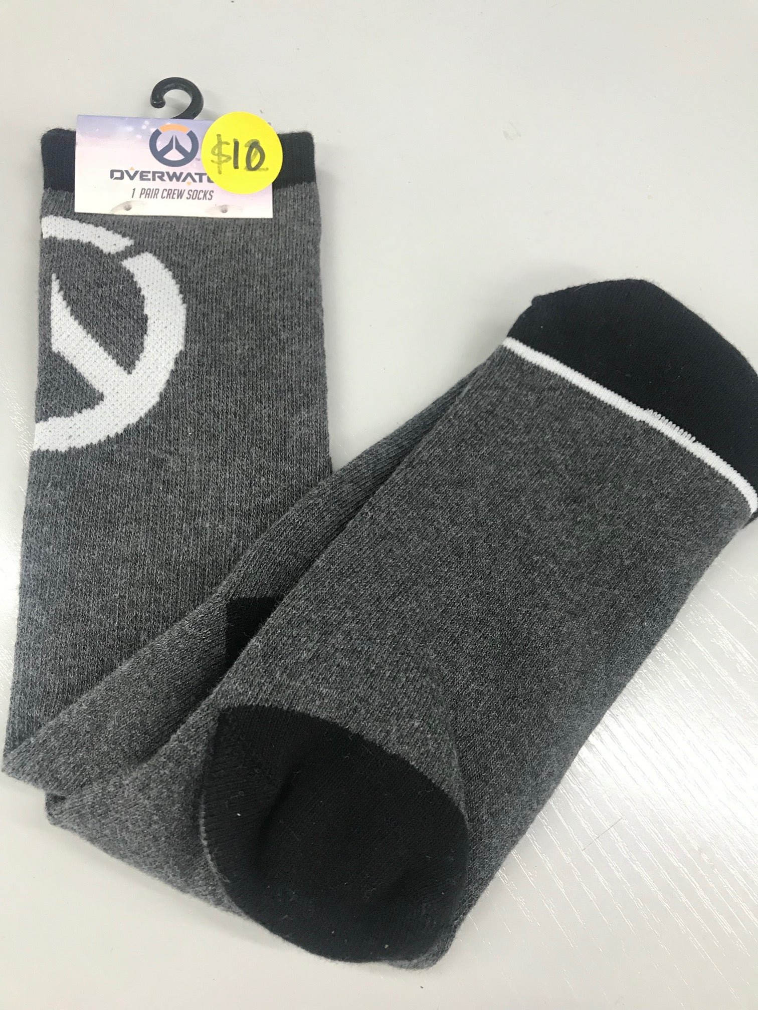 Overwatch Long Socks