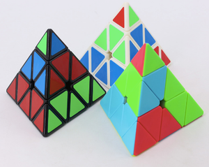 Pyraminx QiMingA QiYi Cube - 3 kinds