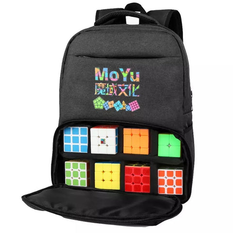 Cuber's School Bag