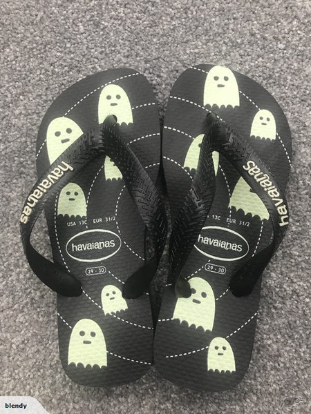 Jandals - Glow in the Dark Havaianas