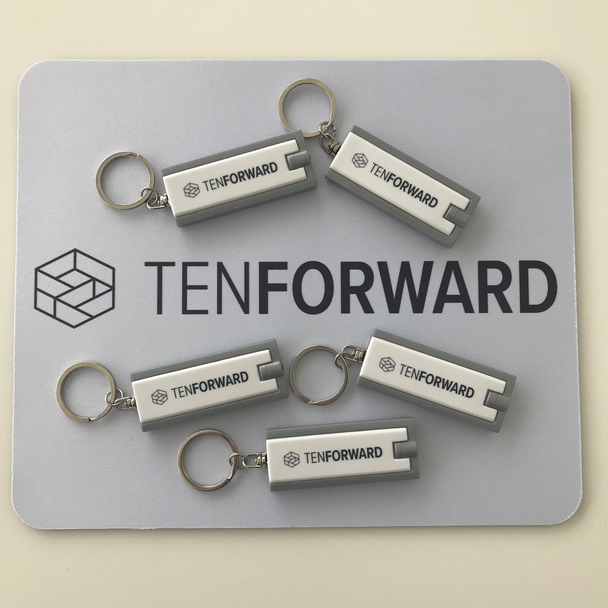 TenForward Keyring Torches