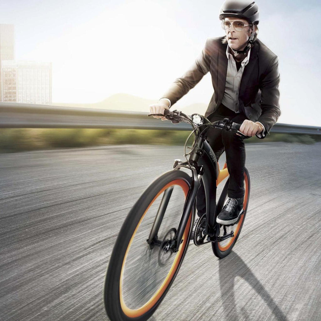 What to expect when you ride an e-bike for the first time