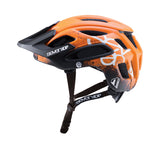 7IDP M2 Gradient 2018 graphics cool orange mountain bike helmet