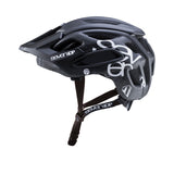 7IDP M2 Gradient 2018 graphics cool black mountain bike helmet