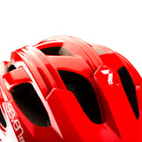 7iDP M4 e-bike and mountain bike helmet with adjustable visor peak
