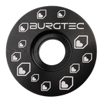 Burgtec Top Caps Burgtec Black