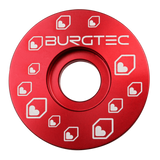 Burgtec Top Caps Race Red