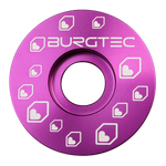 Burgtec Top Caps Purple Rain