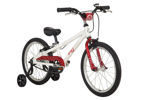 BYK kids bike E-350 in bright red