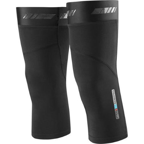 Roadrace Optimus Softshell Knee Warmers Black - M