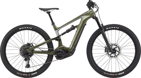 Cannondale Habit Neo 2 mantis electric mountain bike 2020 with Bosch CX motor