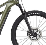 2020 Cannondale Habit Neo Mantis ebike mountain bike with rockshox 140mm forks