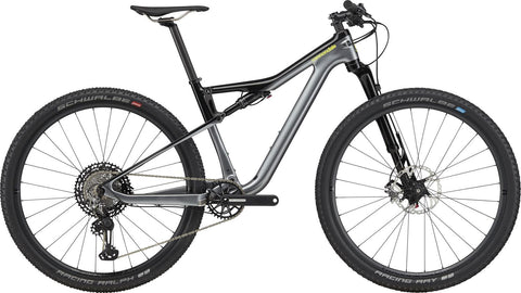 Cannondale Scalpel Si carbon lefty fork mountain bike 2020