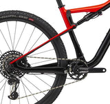 Cannondale Scalpel carbon 29er MTB with Fox Float Factory DPS EVOL, 100mm, remote-actuated