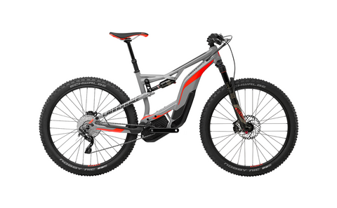 Cannondale Moterra 2 Trail e-MTB | 2018