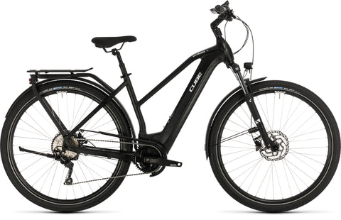 2020 Cube Kathmandu Pro 500 with Bosch CX and trapeze frame