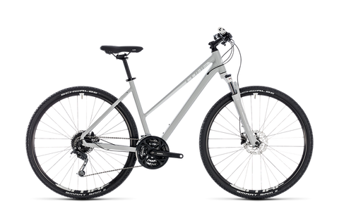 Cube Nature Pro Trapeze 2018 Pathway Bike