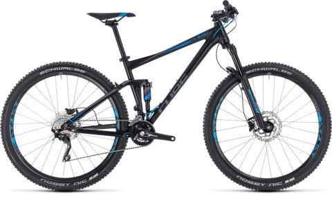 Cube Stereo 120 29er Full Suspension MTb under $2000