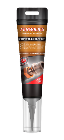 Fenwicks Copper Anti-Seize 80ml