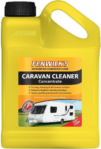 Fenwicks Caravan Cleaner Concentrate 1.0L