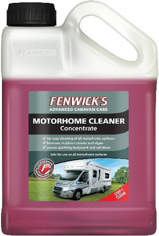 Fenwicks Motorhome Cleaner Concentrate 1.0L