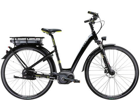 Felt Verza-E 10 Electric Bike with Bosch motor and electronic auto shifting from Revolution Bikes, Havelock North, NZ