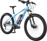 GT ePantera Dash GTW 2019 ladies 27.5 electric mountain bike with Shimano STEPS 6000 electric drive system, ideal for off road mountain biking