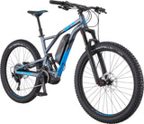 GT eVerb Amp 2019 Full sus e-mountain bike with RockShox, Shimano Steps electric power system, 27.5 plus,