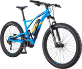 GT eVerb Current e-MTB full suspension and Shimano STEPS