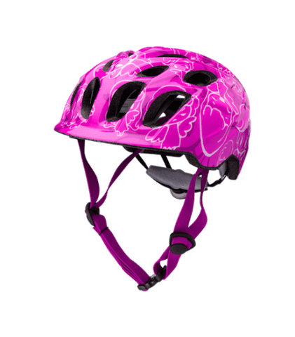 Kali Chakra kids bike safety helmet