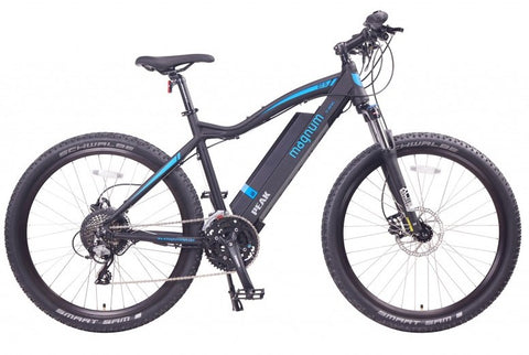 Magnum Peak e-MTB is a great value electric mountain bike for under $3000