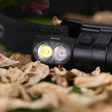 MOH 25 Headlamp 500 Lumen