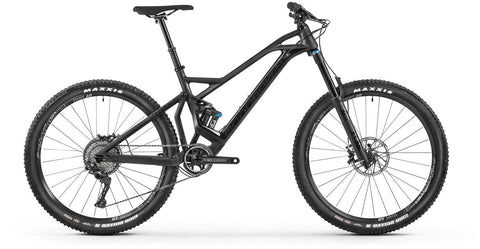 Mondraker Dune R Carbon 2017 enduro mountain bike with aggressive forward geometry