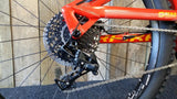 Mondraker e-crafty XR+ 2018 full suspension 27.5 electric mountain bike rear derailleur