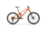 Classic Mondraker forward geometry in an enduro / All Mountain bike. Test ride the Foxy XR today.