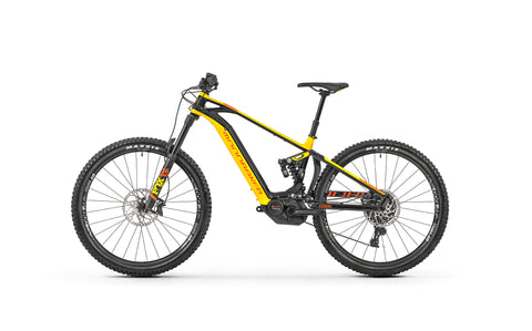 Mondraker Electric 29er full suspension mountain bike