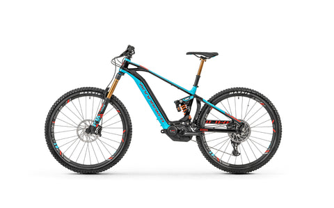 Mondraker 29er electric mountain bike with bosch motor