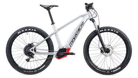 Moustache Samedi 27 Off 6 new hardtail Electric mountain bike with plus sized wheels