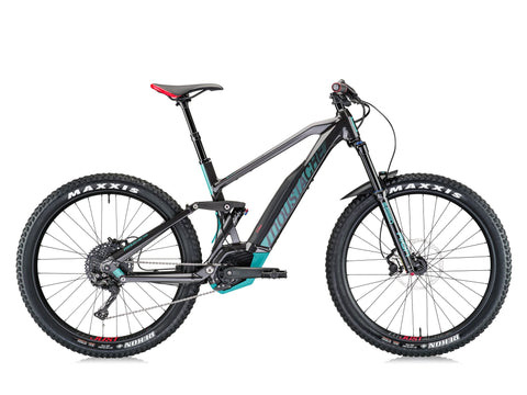 Moustache samedi trail 6 electric mountain bike full suspension 27.5