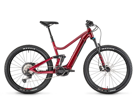 2020 Moustache Samedi Wide 6 27.5 red electric mountain bike