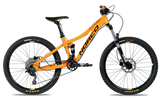 "26"" full suspension mountain bike for kids aged 10 - 13"