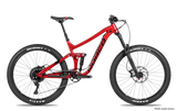 "Red Enduro mountain bike with 27.5"" or 29er wheels under $3500"