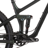 Carbon women's all mountain style bike from Norco new for 2019