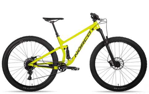 Norco Fluid 2 - full suspension 29er trail mountain bike under $3500