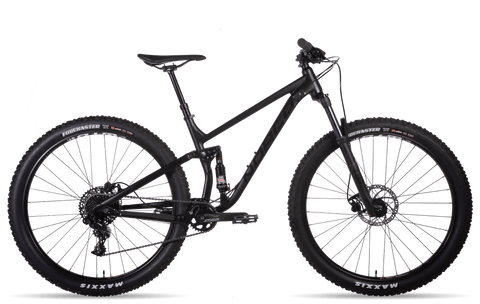 Norco Fluid Full Suspension 29er with boost thru axle