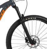 2019 Norco Sight A3 Alloy Frame All-Mountain Bike in grey and orange front rockshox forks, under $4500