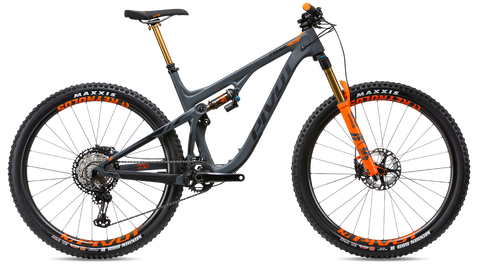 Pivot Trail 429 | Battleship Grey Carbon 27.5 MTB | 2020