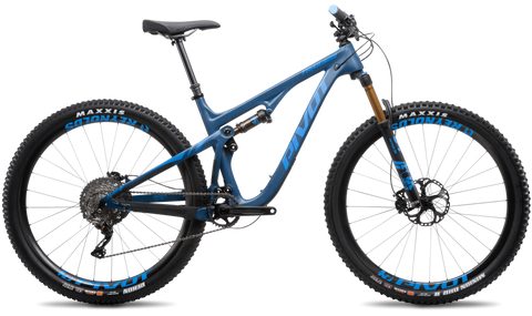Pivot Trail 429 carbon 27.5 all mountain, enduro and cross country mountain bike