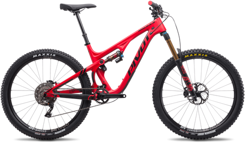 Pivot Mach 5.5 | Red Carbon 27.5 MTB | 2020