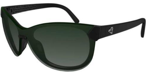 Ryders Catja Polarized Lens Black / Green Gradient Lens